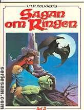 Sagan om Ringen III (Grapic novel)