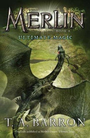 Ultimate Magic (Merlin Saga, #8)