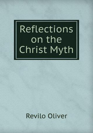 Reflections on the Christ Myth