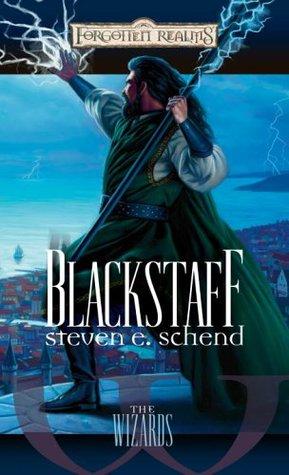 Blackstaff by Steven Schend