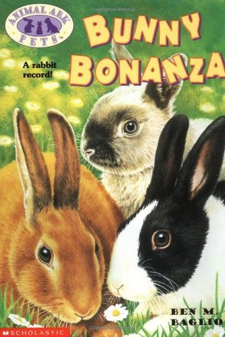 Bunny Bonanza (Animal Ark Pets, #16)