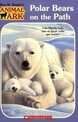 Polar Bears On The Path (Animal Ark, #53)