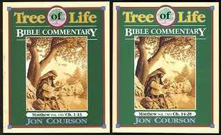 A Commentary on the Gospel According to Matthew, Volume 1 and 2 (2 Volume Set) (Tree of Life Bible Commentary)