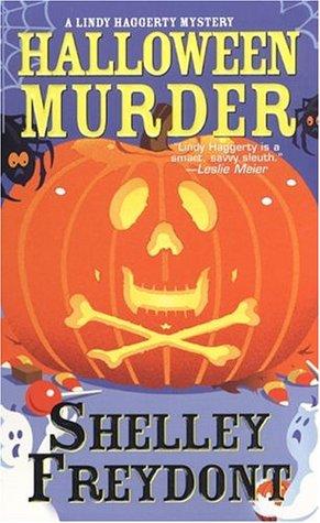 Halloween Murder (Lindy Haggerty, #4)