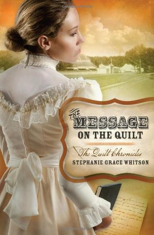 Image result for the message on the quilt whitson
