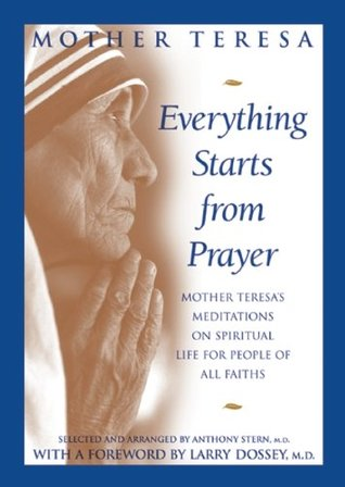Mother teresa prayer life