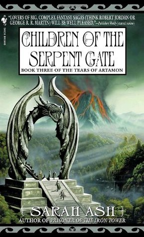 Children of the Serpent Gate by Sarah Ash