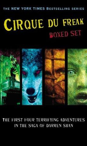 Cirque Du Freak Boxed Set #1 by Darren Shan