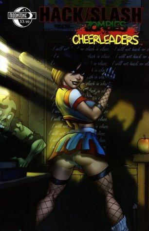 Download Epub Hack Slash Meets Zombies Vs Cheerleaders #1