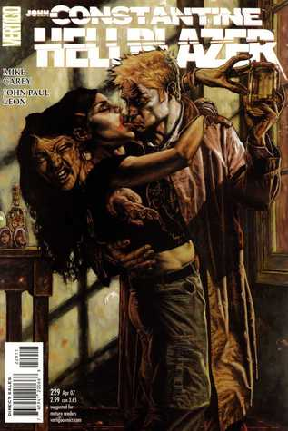 Hellblazer: With A Little Help For My Friends