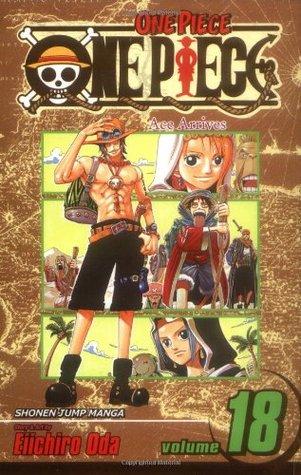 One Piece, Volume 18: Ace Arrives (One Piece, #18)