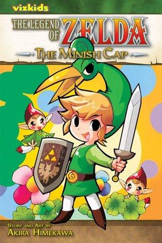 The Legend of Zelda: The Minish Cap (Zelda, #8)