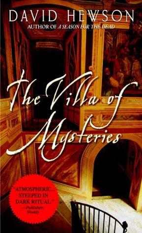 The Villa Of Mysteries (Nic Costa, #2)