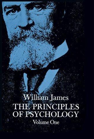 The Principles of Psychology, Vol 1