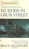 Murder in Grub Street (Sir John Fielding, #2)