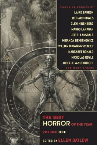 The Best Horror of the Year Volume One