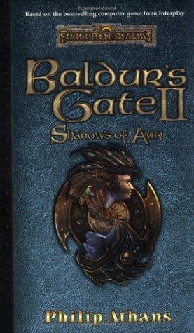 Baldur's Gate II by Philip Athans