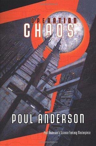 Operation Chaos (Operation Otherworld, #1)