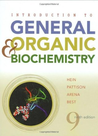 Introduction to general organic and biochemistry by morris hein introduction to general organic and biochemistry fandeluxe Choice Image