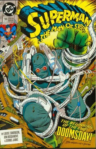 Superman the Man of Steel #18 (Doomsday! Part One)