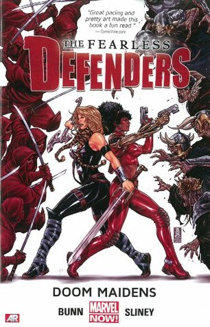 Doom Maidens (The Fearless Defenders, #1)