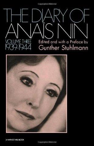 The Diary of Anaïs Nin, Vol. 3 by Anaïs Nin