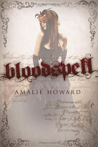 Bloodspell (The Cruentus Curse, #1)