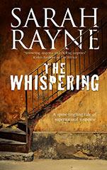 The whispering: a haunted house mystery par Sarah Rayne