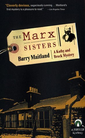 The Marx Sisters (Brock & Kolla, #1)