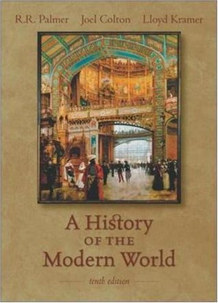 A History Of The Modern World By Joel Colton