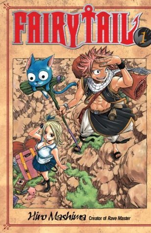 Fairy Tail, Vol. 1 (Fairy Tail, #1)