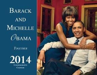 "2014 Barack and Michele Obama ""Together"" Calendar"
