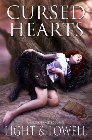 Cursed Hearts (A Crossroads Novel)