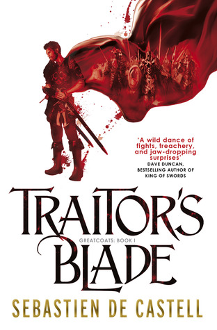 Book Series to Read Greatcoats: Traitors Blade