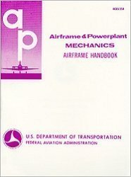 Airframe and Powerplant Mechanics Airframe Handbook (Including Index): AC 65-15a
