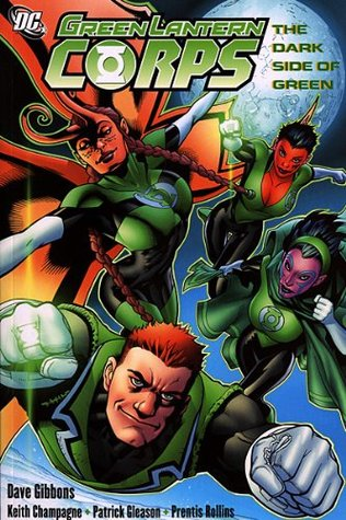 Green Lantern Corps, Volume 2: The Dark Side of Green