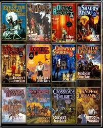 The Wheel of Time Collection 1-12 (First 12 volume's of the series)