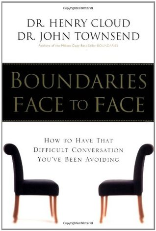 Boundaries Face to Face by Henry Cloud