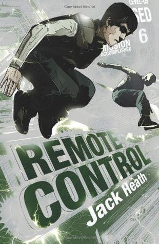Remote Control by Jack Heath