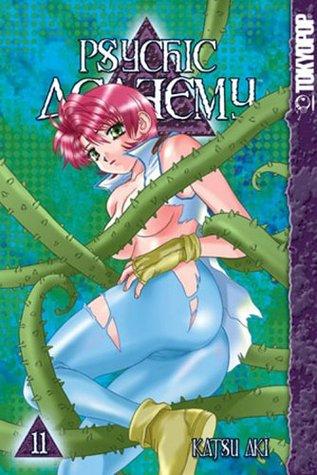 Psychic Academy Volume 11 by Katsu Aki