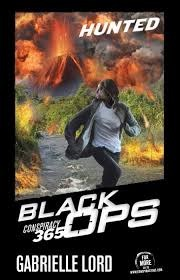 Hunted (Black Ops #2; Conspiracy 365 #16)