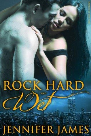 Rock Hard And Wet (BBW Paranormal Romanc...