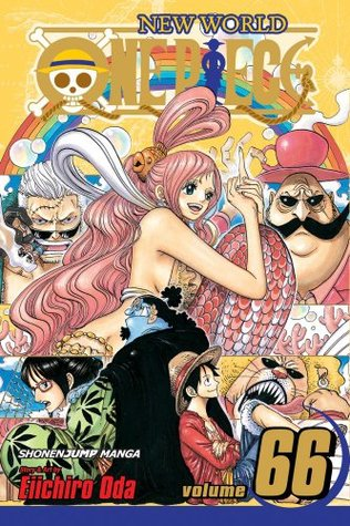 One Piece, Volume 66: The Road Toward the Sun (One Piece, #66)