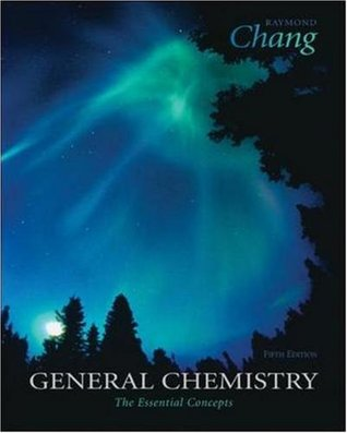general chemistry the essential concepts by raymond chang rh goodreads com Raymond Chang Baseball solution manual raymond chang 10th edition