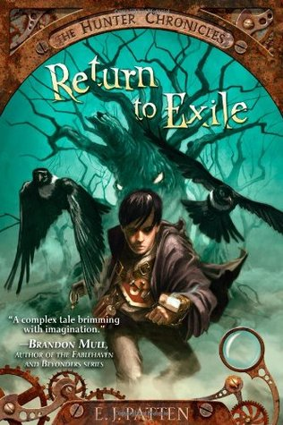 Ebook Return to Exile by E.J. Patten TXT!