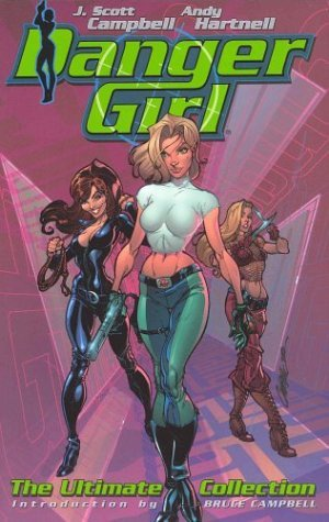 Danger Girl: The Ultimate Collection