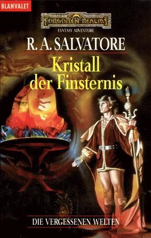 Kristall der Finsternis (Die Vergessenen Welten, #11)