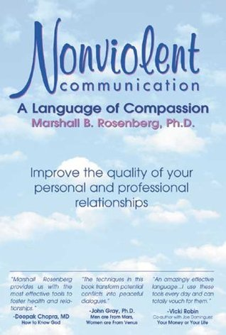 Ebook Nonviolent Communication: A Language of Compassion by Marshall B. Rosenberg DOC!