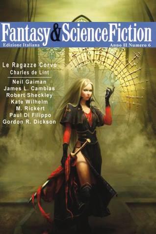 Fantasy & Science Fiction - Anno II, Numero 6