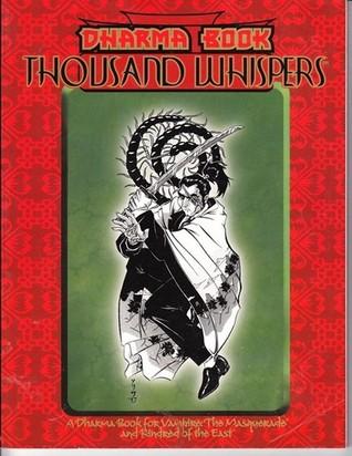 Dharma Book by Steve Kenson